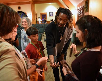 Social Justice Focus Infuses Art Programs at Green Acre