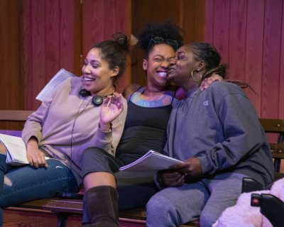 The Bus Stop: An Original Play by Najee A. Brown Premieres at Green Acre