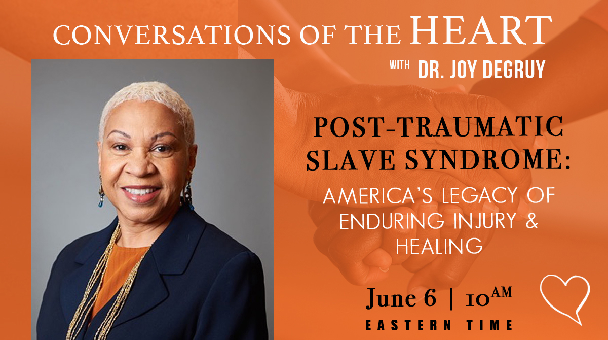 Post-Traumatic Slave Syndrome: America's Legacy of Enduring Injury & Healing | Dr. Joy DeGruy