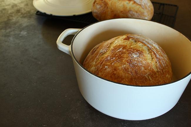 Cameron's Dutch Oven Bread