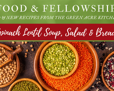 Food & Fellowship: Issue I