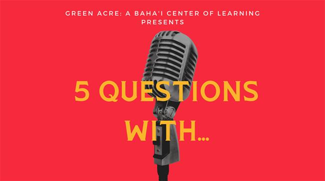 5 Questions with Bess Kiernan