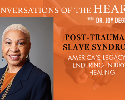 Post-Traumatic Slave Syndrome: America's Legacy of Enduring Injury & Healing