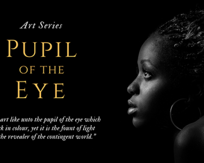Introduction to the Pupil of the Eye Art Series