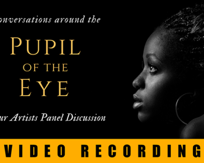 Conversations around the Pupil of the Eye Art Show