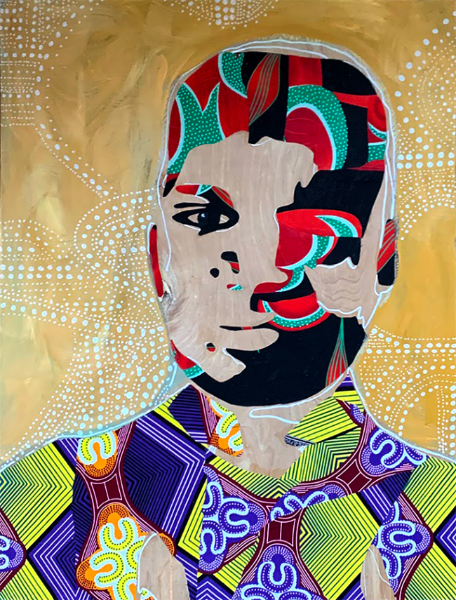 Bre Vader, 'The Fabric of Identity