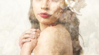 Erin Moore, 'Fleur de lis'