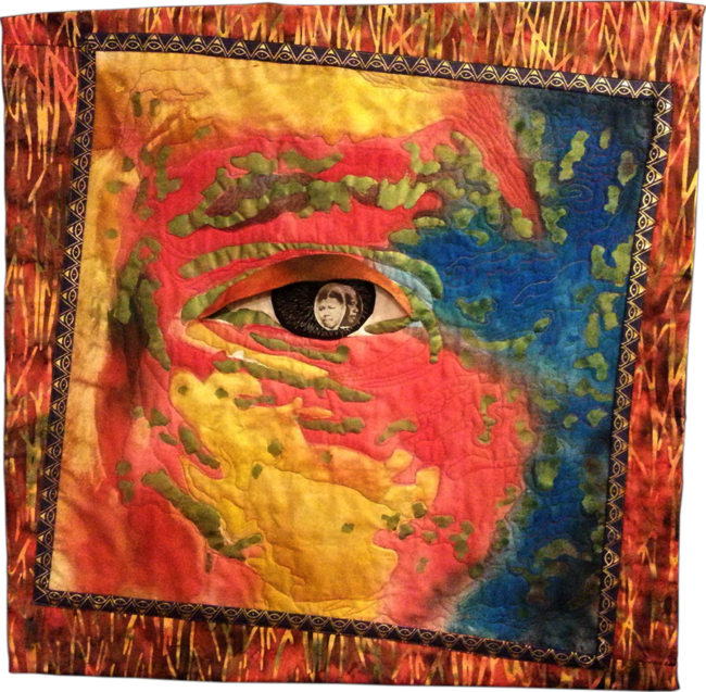 Helen Butler, 'Pupil of the Eye #3'