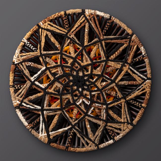 Judy Phillips, 'Unity Wheel'