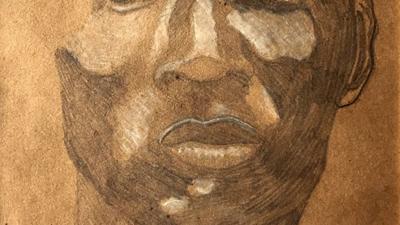 Tod Rutstein, 'Portrait of a Man'