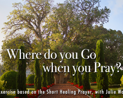 Where do you Go when you Pray?