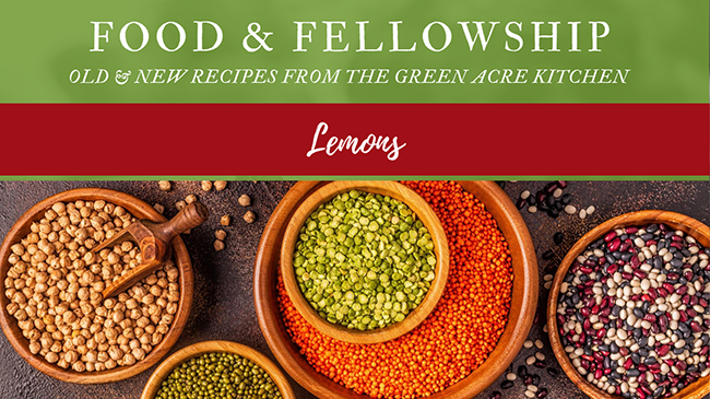 Food & Fellowship: Issue V
