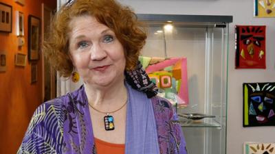 Artist Spotlight: Anne Perry
