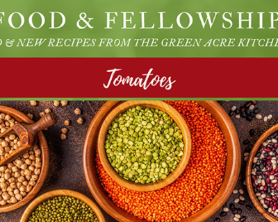 Food & Fellowship: Issue VIII