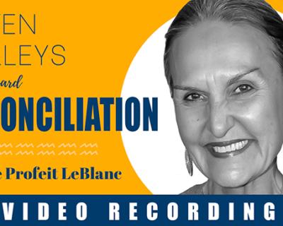 Seven Valleys Toward Reconciliation