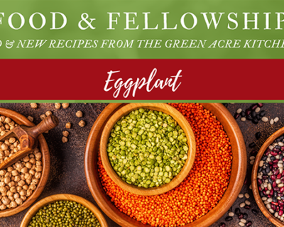 Food & Fellowship: Issue X