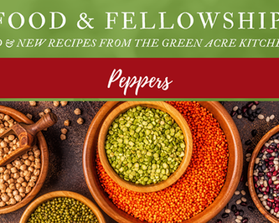 Food & Fellowship: Issue XII