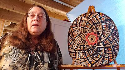Artist Spotlight: Judy Phillips   Pupil of the Eye