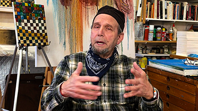 Artist Spotlight: Stephen J. Brandon, Pupil of the Eye