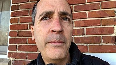 Artist Spotlight: Tod Rutstein, Pupil of the Eye