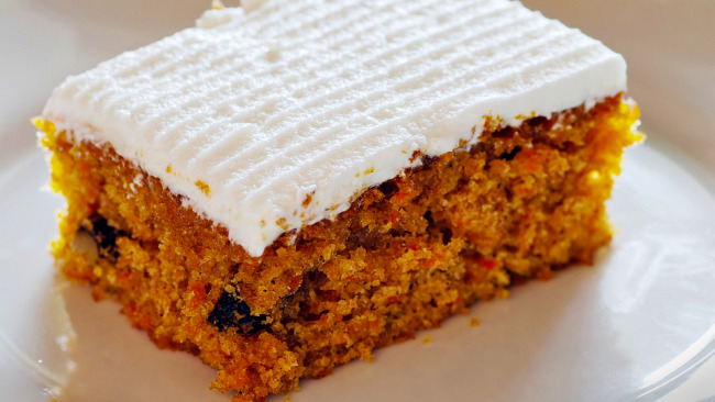 Carrot Cake — Food & Fellowship