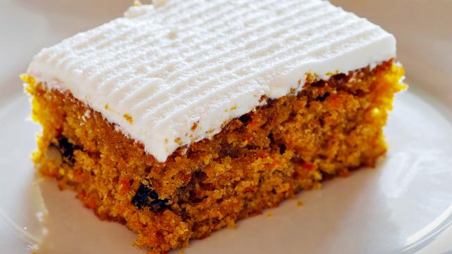 Carrot Cake — Food & Fellowship