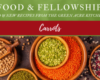 Food & Fellowship: Issue XV