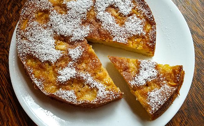 French Apple Cake  – Food & Fellowship