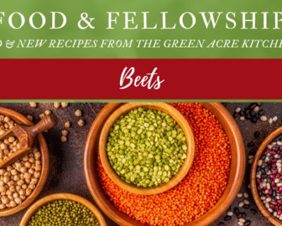 Food & Fellowship: Issue XVI