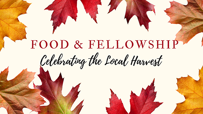 Food & Fellowship: Issue XVII