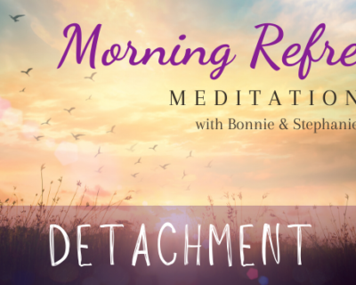 Morning Refresh | Detachment