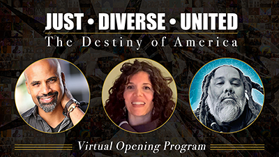 Just, Diverse, United – The Destiny of America