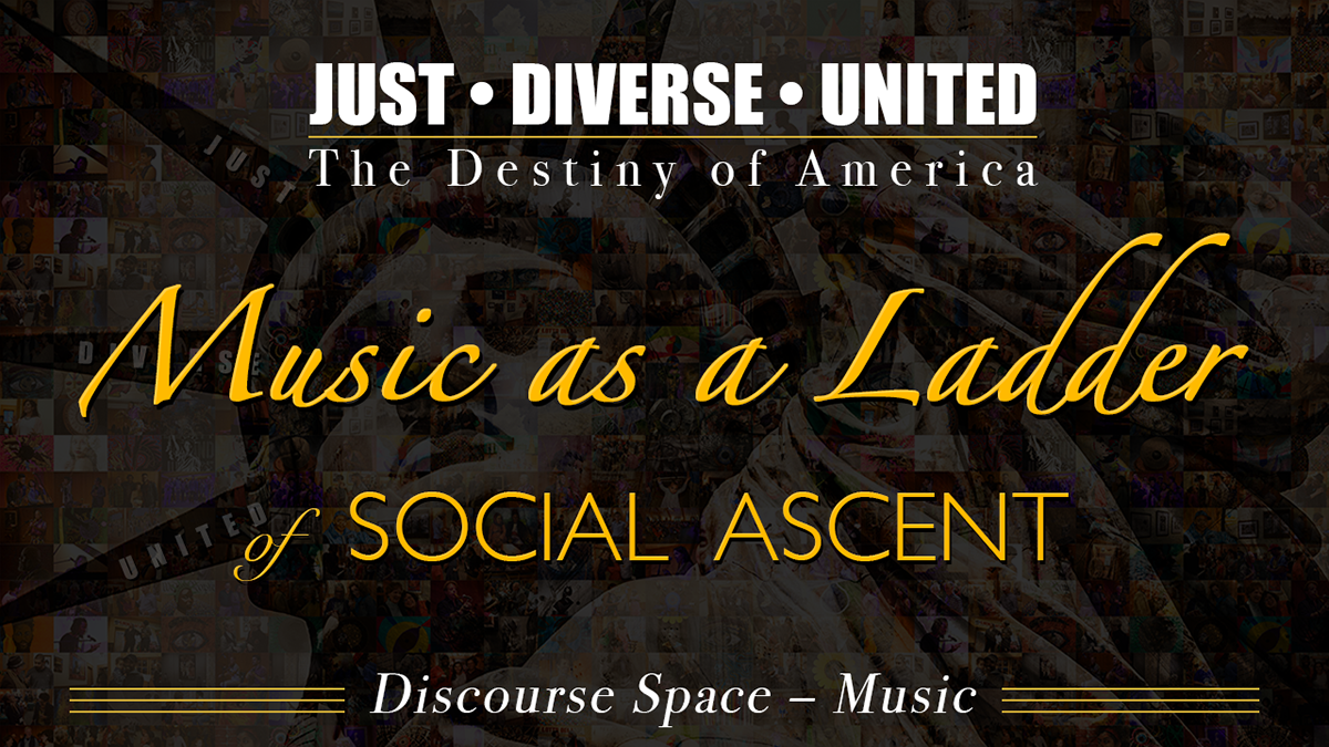 Just, Diverse, United: Discourse Space on Music