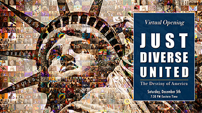 Just, Diverse, United — The Destiny of America – Intro Video