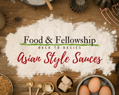 Food & Fellowship: Issue XXIII