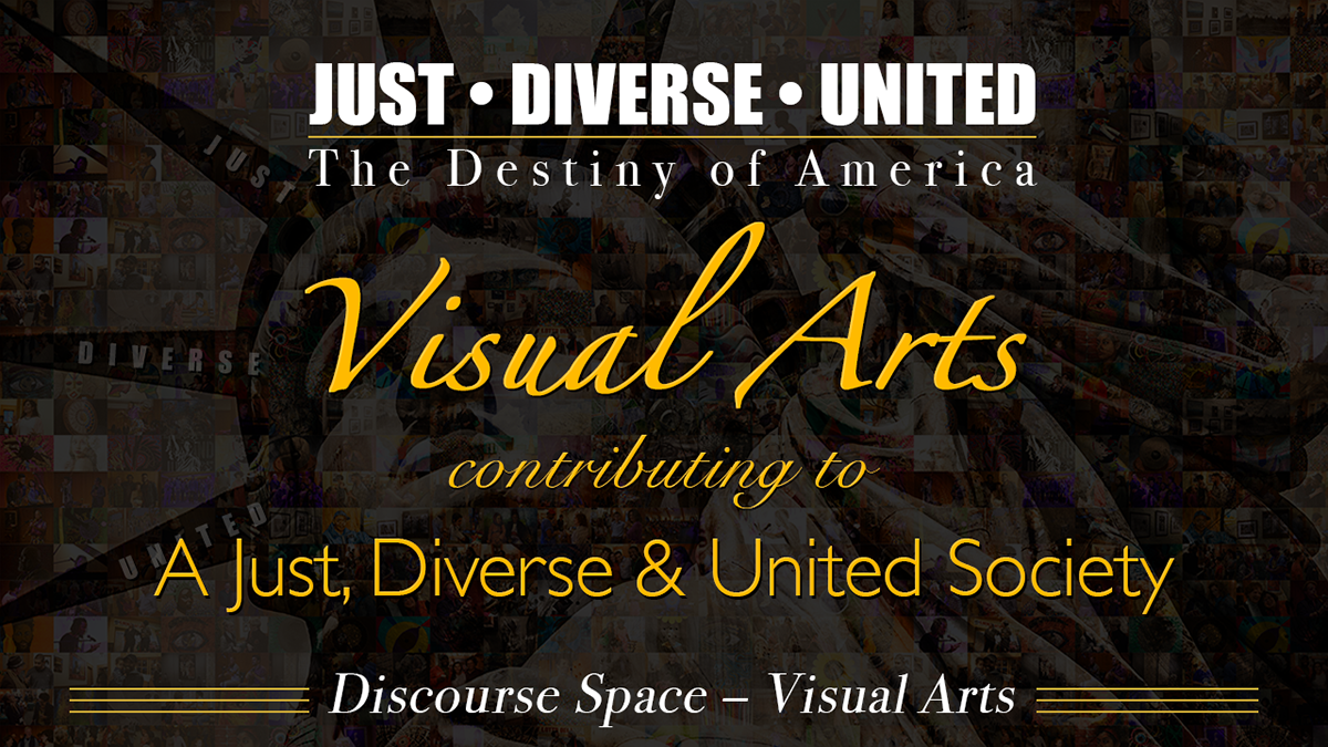 Just, Diverse, United: Discourse Space on the Visual Arts