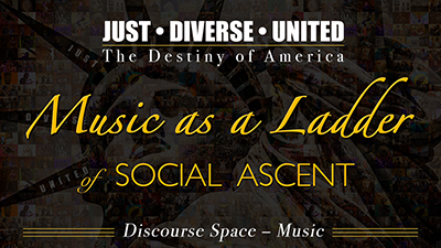 Promo video for 'Just, Diverse, United: Music as a Ladder of Social Ascent'