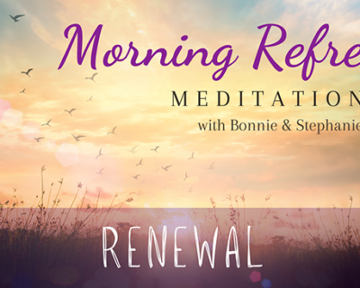 Morning Refresh | Renewal