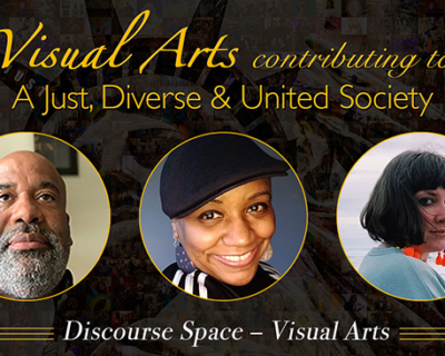 VIDEO | Visual Arts: Contributing to a Just, Diverse & United Society