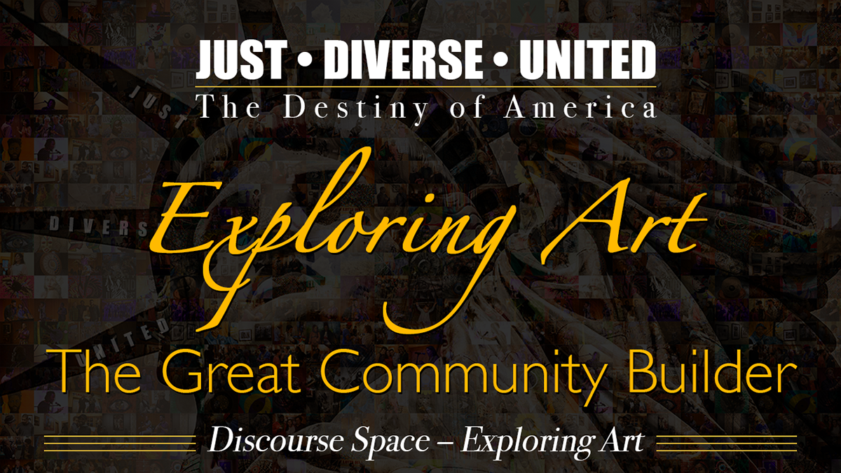 Exploring Art: The Great Community Builder