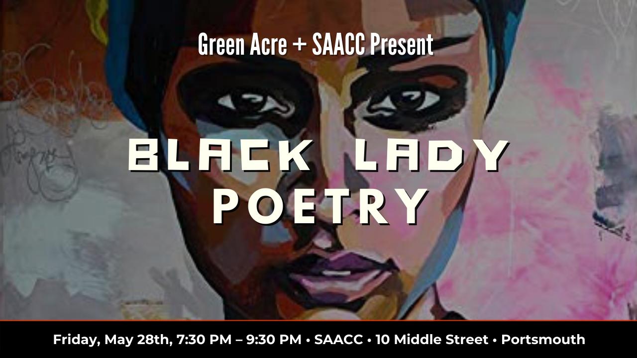 Black Lady Poetry Memorial Day Weekend