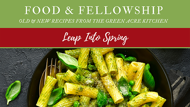 Food & Fellowship: Issue XXXI