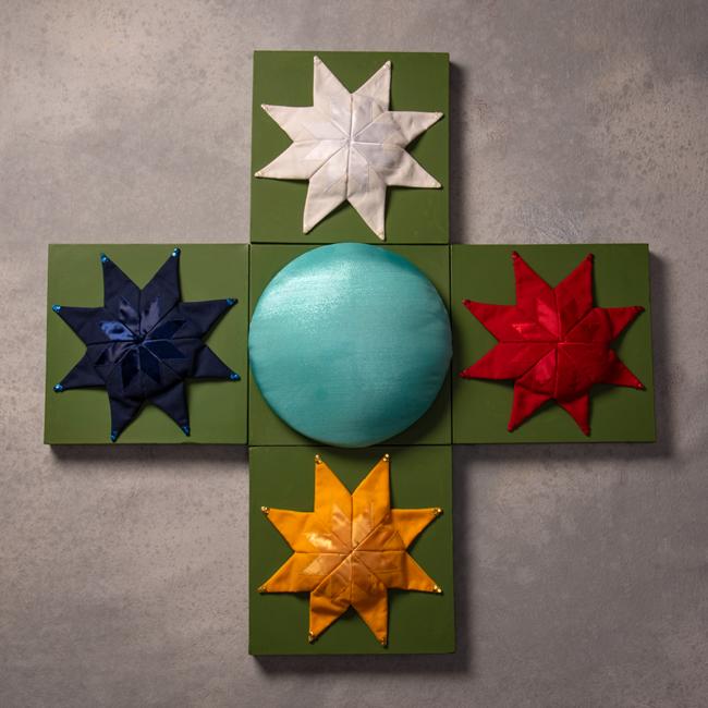 Áŋpaó wičháȟpi (Morningstar) of the Four Directions